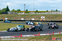 Saturday - Group 1 Formula Car Challenge Race