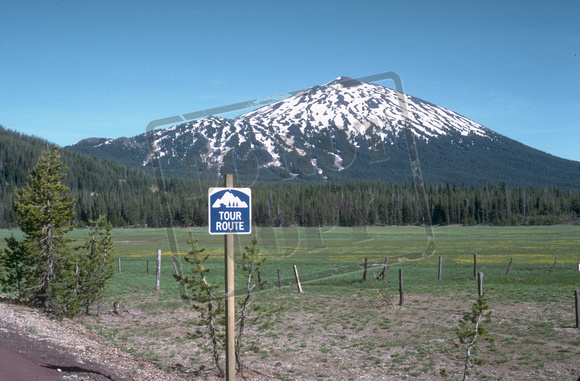 Mount Bachelor Scenic Loop