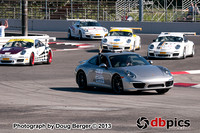 Porsche Pirelli GT3 Cup Race 1 - Friday PM
